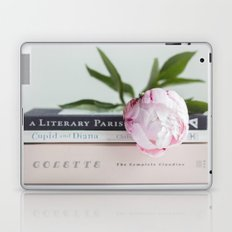 peony and paris Laptop & iPad Skin