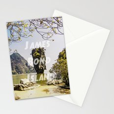 James Bond Island (vintage) Stationery Cards