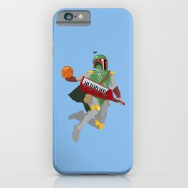 Nothing But Fett iPhone Case