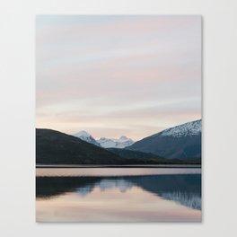 Wanaka Sunset Canvas Print