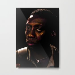 Mr Scott Metal Print