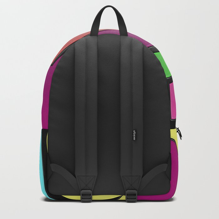Shake Rattle and Roll Backpack