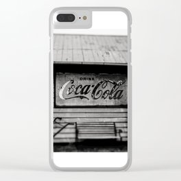 Mast General Store Clear iPhone Case