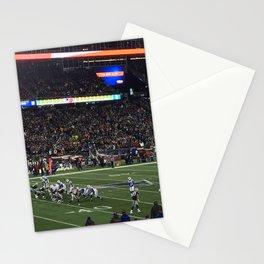 Gillette Stadium Stationery Cards
