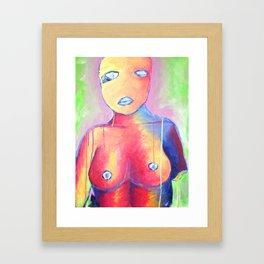 """""""Casualty""""  Framed Art Print"""