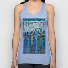 Paint the Town Unisex Tank Top