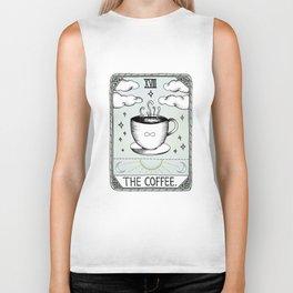 The Coffee Biker Tank