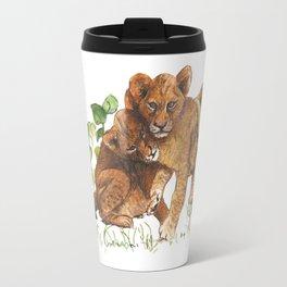lionceaux Travel Mug