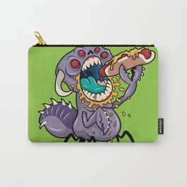 Om Nom Alien Bug Carry-All Pouch