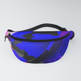 Graphic interpretation of the music Real Life by Kimbra Fanny Pack
