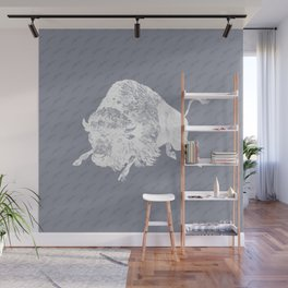 BISON & BOLTS Wall Mural