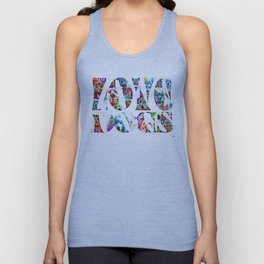 Love Dogs Unisex Tank Top