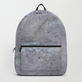 Bluestone Viola marble Backpack