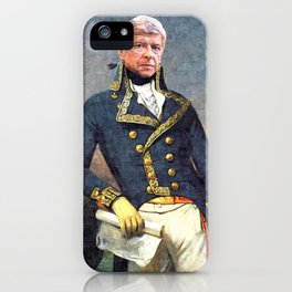 Marshal Arsene Wenger iPhone Case