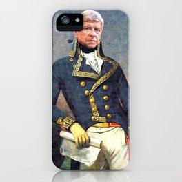 Marshal Arsene Wenger iPhone Case