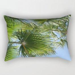 Vegas Palms I Rectangular Pillow