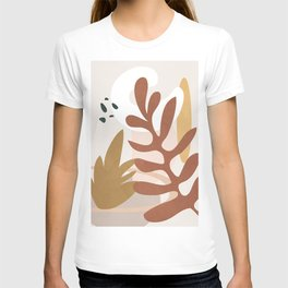 Abstract Plant Life II T-shirt