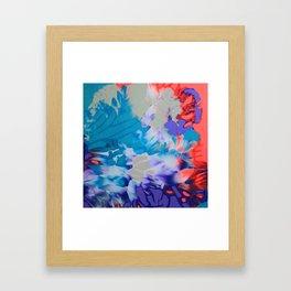 Aster Framed Art Print