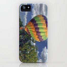 Balloon Landing iPhone Case