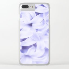 Lovely Daydream Clear iPhone Case