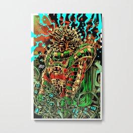 COSMIK NKISI Metal Print