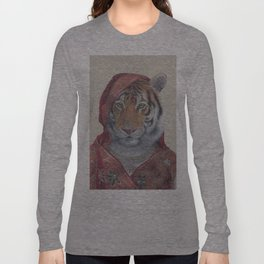 Indian Tiger Long Sleeve T-shirt