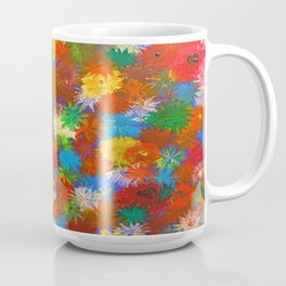 Springtime Garden #1 Coffee Mug