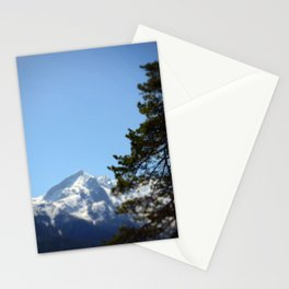 Long way to the top Stationery Cards