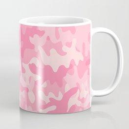 Pink Camouflage Coffee Mug