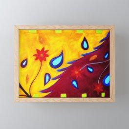 Spring Fling Framed Mini Art Print