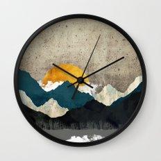 Thaw Wall Clock