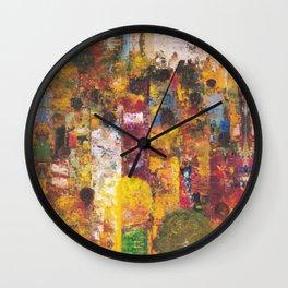 Procession Wall Clock