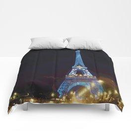 Eiffel Comforters