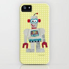 strumm 50s robot  iPhone Case