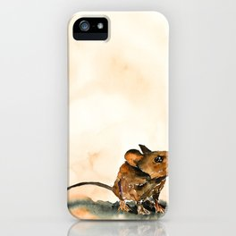 MOUSE#1 iPhone Case