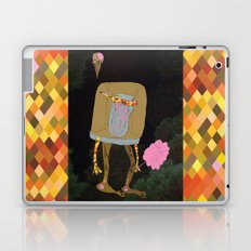Silence Walks Laptop & iPad Skin
