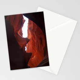 Bottom Of The Canyon III Stationery Cards