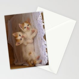 Brother and Sister Stationery Cards