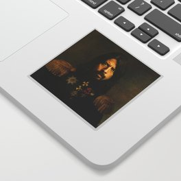 Dave Grohl - replaceface Sticker
