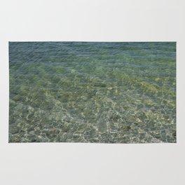Lake Water Rug