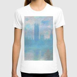 Claude Monet - Houses of Parliament, London T-shirt