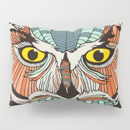 OWLBERT Pillow Sham