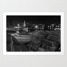 Scarborough 2 Art Print