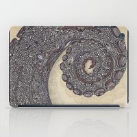 valentina iPad Cases featuring Tentacula by Valentina Harper