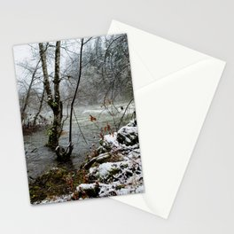Overflow Stationery Cards