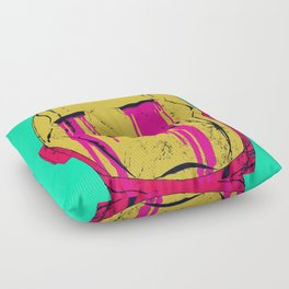 Smack! Floor Pillow