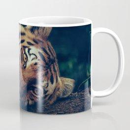 live like a tiger Coffee Mug