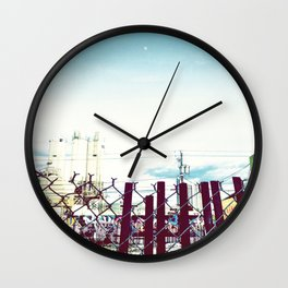 City Life | Winning in Wynwood Wall Clock