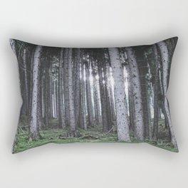 Fairest Forest Rectangular Pillow