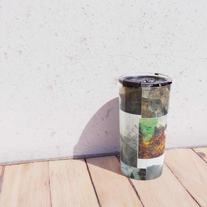 3D Multi 300 Travel Mug